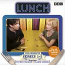 Lunch: The Complete Series 1-5: The hit BBC Radio 4 Comedy Drama Audiobook