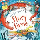 Storytime: A Treasury of Timed Tales Audiobook
