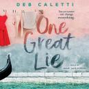 One Great Lie Audiobook