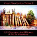 Classic Short Stories - Volume 9 Audiobook