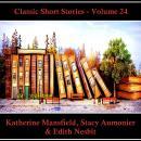 Classic Short Stories - Volume 24 Audiobook