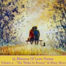15 Minutes Of Love Poems - Volume 4 Audiobook