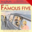 Five Go To Smugglers Top & Five Get Into A Fix, Enid Blyton