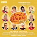 Just a Minute: The Best of 2014: Four episodes of the BBC Radio 4 comedy panel game, Nicholas Parsons