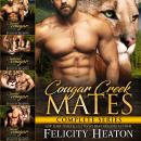 Cougar Creek Mates Complete Series Box Set (Cougar Creek Mates Shifter Romance Series) Audiobook