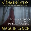 Forest People Trilogy. The: Chameleon: The Forest People Box Set Audiobook
