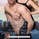 Iron Orchids Box Set 3: Books 5 & 6 Audiobook