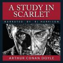 A Study in Scarlet: Classic Tales Edition Audiobook