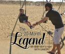 The 20-Month Legend: My Baby Boy's Fight with Cancer Audiobook