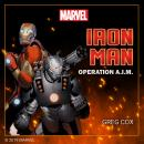 Iron Man: Operation A.I.M. Audiobook
