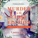 Murder in the First Edition Audiobook