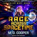 Race Across Spacetime Audiobook