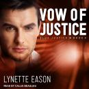 Vow of Justice Audiobook