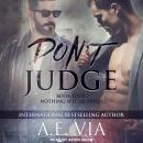 Don't Judge Audiobook