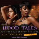 Hood Tales, Volume 1: Maid for You and Robin the Hood Audiobook