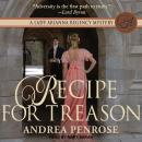 Recipe for Treason Audiobook