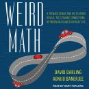 Weird Math: A Teenage Genius and His Teacher Reveal the Strange Connections Between Math and Everyda Audiobook