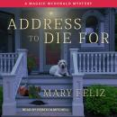 Address to Die For Audiobook
