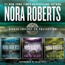 Nora Roberts Circle Trilogy Collection: Morrigan's Cross, Dance of the Gods, Valley of Silence Audiobook