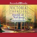 Murder on Wall Street Audiobook