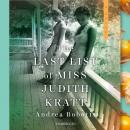The Last List of Miss Judith Kratt Audiobook