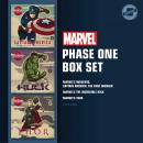 Marvel's Phase One Box Set: Marvel's Captain America: The First Avenger; Marvel's The Incredible Hul Audiobook