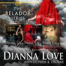 The Belador Series Box Set: Demon Storm, Witchlock, and Tristan's Escape Audiobook