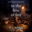 In the Line of Fire: A Laura Mori Mystery Audiobook