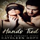 Hands Tied: A BDSM Romance Story