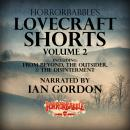 Horrorbabbles's Lovecraft Shorts: Volume 2, H. P. Lovecraft