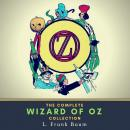 Complete Wizard of Oz Collection, L. Frank Baum