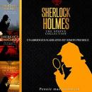 Sherlock Holmes: The Sphinx Collection: Three Sherlock Holmes Mysteries in One Book Audiobook