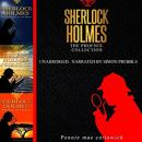 Sherlock Holmes: The Phoenix Collection - Three Sherlock Holmes Mysteries in One Book Audiobook