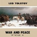 Leo Tolstoy:War and Peace Vol. 1, Mark Flowers, Leo Tolstoy