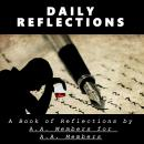 Daily Reflections: A Book of Reflections, Anonymous