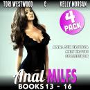 Anal MILFs Bundle 4 : 4-Pack : Books 13 - 16 (Anal Sex Erotica MILF Erotica Collection) Audiobook
