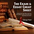 The Exam & Essay Cheat Sheet: Friendly, bite-sized FAQs to get your best grades in exams and essays  Audiobook
