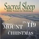 Sacred Sleep: Bible Verses for Bedtime Audiobook
