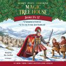 Magic Tree House: Books 31 & 32: Warriors in Winter; To the Future, Ben Franklin! Audiobook