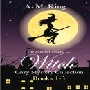 Summer Sisters Witch Cozy Mystery Collection: Books 1-3, A. M. King