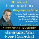 Book of Lamentations: The King James Bible, John Wycliffe, William Tyndale, King James