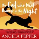Cat Who Went Bump in the Night, Angela Pepper