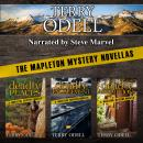 The Mapleton Mystery Novellas Audiobook