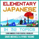 Elementary Japanese in 32 Topics.: Learn Hundreds of New Essential Vocabulary, Ryoko Yasuno, David Michaels