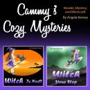 Cammy's Cozy Mysteries: Murder, Mystery, and Witchcraft (2-story bundle of Cozy Witch Mysteries) Audiobook