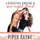 Lessons from a One-Night Stand, Piper Rayne