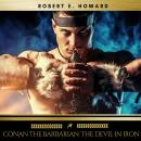 Conan the Barbarian: The Devil in Iron Audiobook