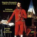 Lettres de Napoléon - Lettres sur la Corse Audiobook