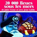 20 000 lieues sous les mers Audiobook