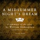 A Midsummer Night's Dream by William Shakespeare – summary Audiobook